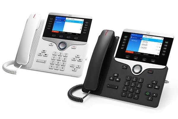 Share the knowledge: Cisco IP Phone 8811_8841_8851_8861