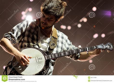 Winston Marshall, Banjo Player Of Mumford And Sons