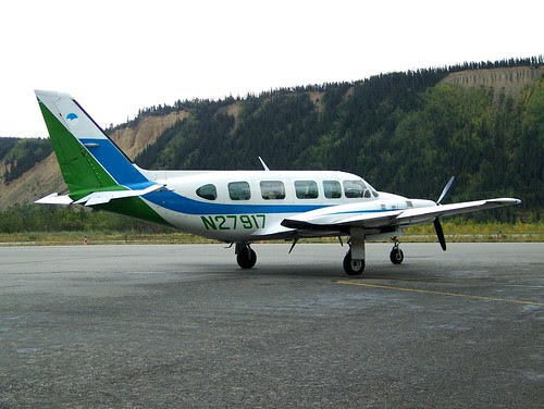 100_0633-Talkeetna Aero Service Plane Which Flew Us to Denali