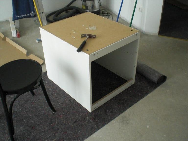 Amerikanischer Kühlschrank Umbauschrank : Stellen auf unterschrank kühlschrank tobin bonnie
