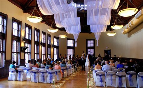 The Library Ballroom c. 1889   Rustic Georgia Wedding