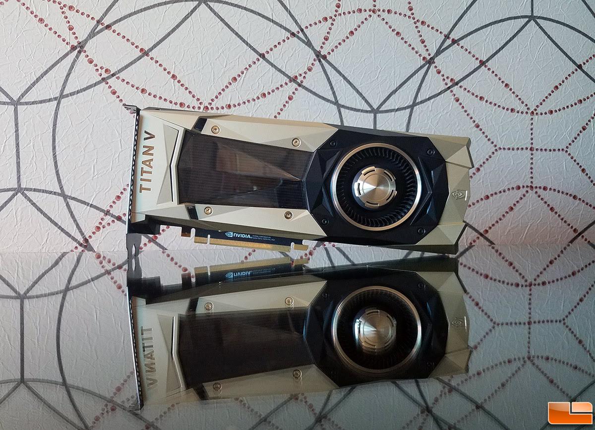Ethereum Mining On The Nvidia Titan V Graphics Card Legit Reviews -