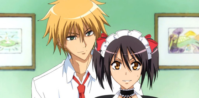 Anime Kaichou Wa Maid Sama Season 2