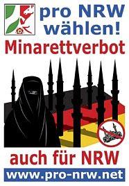 Minaret ban: Pro-NRW