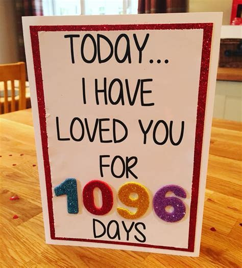 3rd Year Wedding Anniversary Ideas