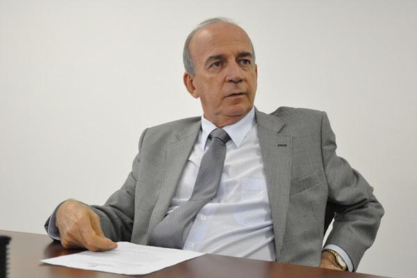 Mesquita, presidente do Tribunal de Contas: informações importantes para o Ministério Público