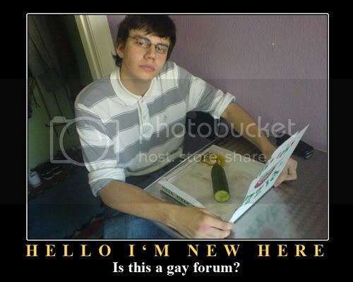 Gay Forum Meme