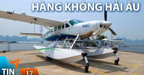 TIN MÁY BAY #17: Hàng không Hải Âu bay Đà Nẵng-Huế | Yêu Máy Bay