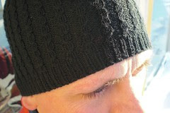 New beanie for P