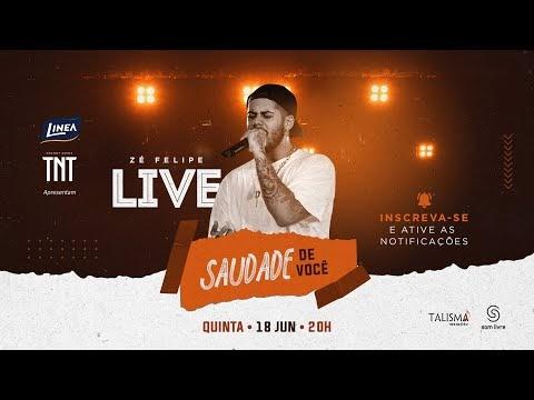 Live Zé Felipe | #LiveZeFelipe #FiqueEmCasa e cante #Comigo