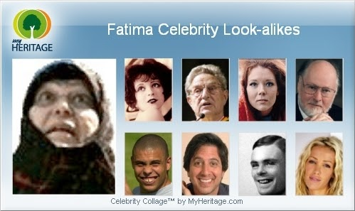 MY CELEBRITY LOOK A LIKES - YouTube