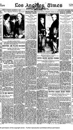The front page after Susan Dorsey resigned
