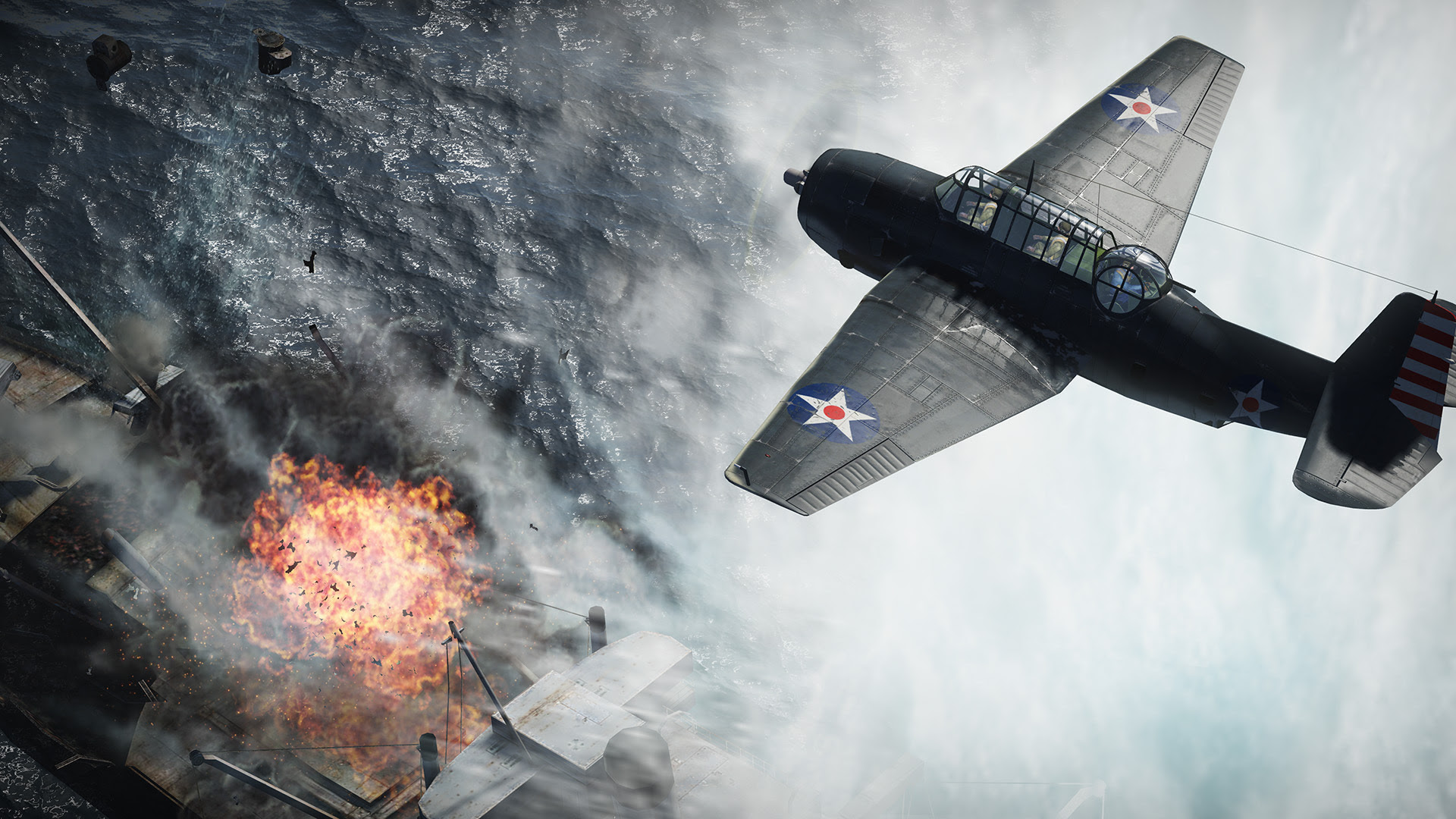 War Thunder american plane wallpapers and images - wallpapers, pictures, photos