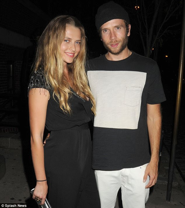 Another couple: Actors Teresa Palmer and Mark Webber attend the Annual Spring Fling together