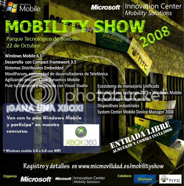 Mobiility Show 2008