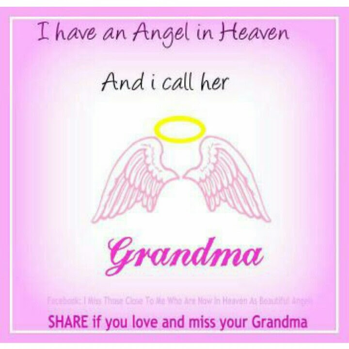 Quotes About Grandmother In Heaven 22 Quotes