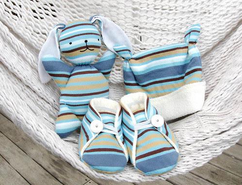Presents for baby Benjamin