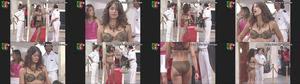 Sara Aleixo sensual em lingerie na serie Maré Alta