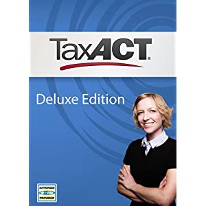 TaxACT 2011 Deluxe Coupon