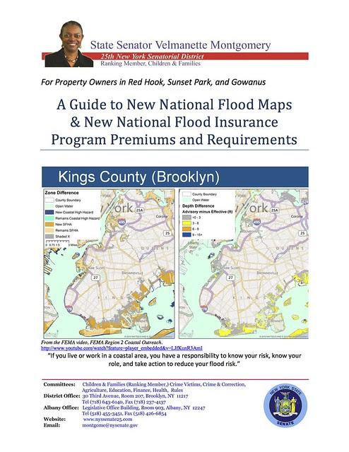 Senator Montgomery Guide to New National Flood Maps copy