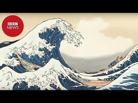Katsushika Oei, a talentosa artista ofuscada pelo sucesso da obra do pai