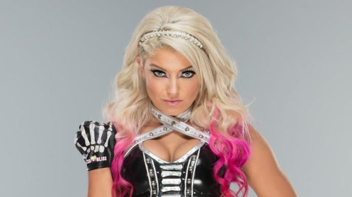Alexa Bliss Discusses Who Shed Like To Face At Summerslam Diva Dirt
