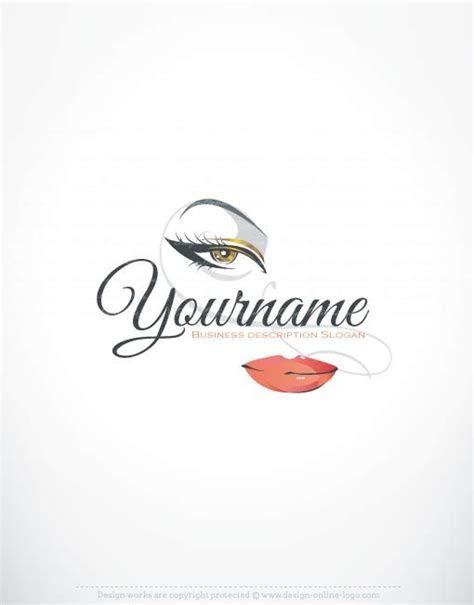 exclusive logos store face makeup logo design business