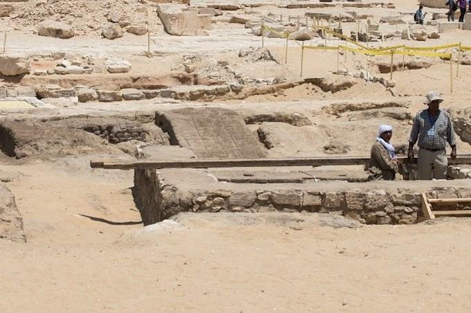 Αίγυπτος: Οικιστική και εμπορική ζώνη του 2ου π.Χ. αιώνα ανακαλύφθηκε στην Αλεξάνδρεια