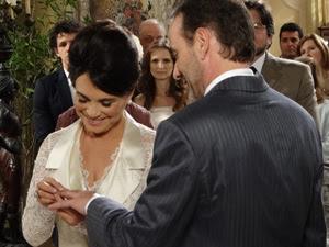 Clô-Samir-alianças-O Astro (Foto: O Astro / TV Globo)