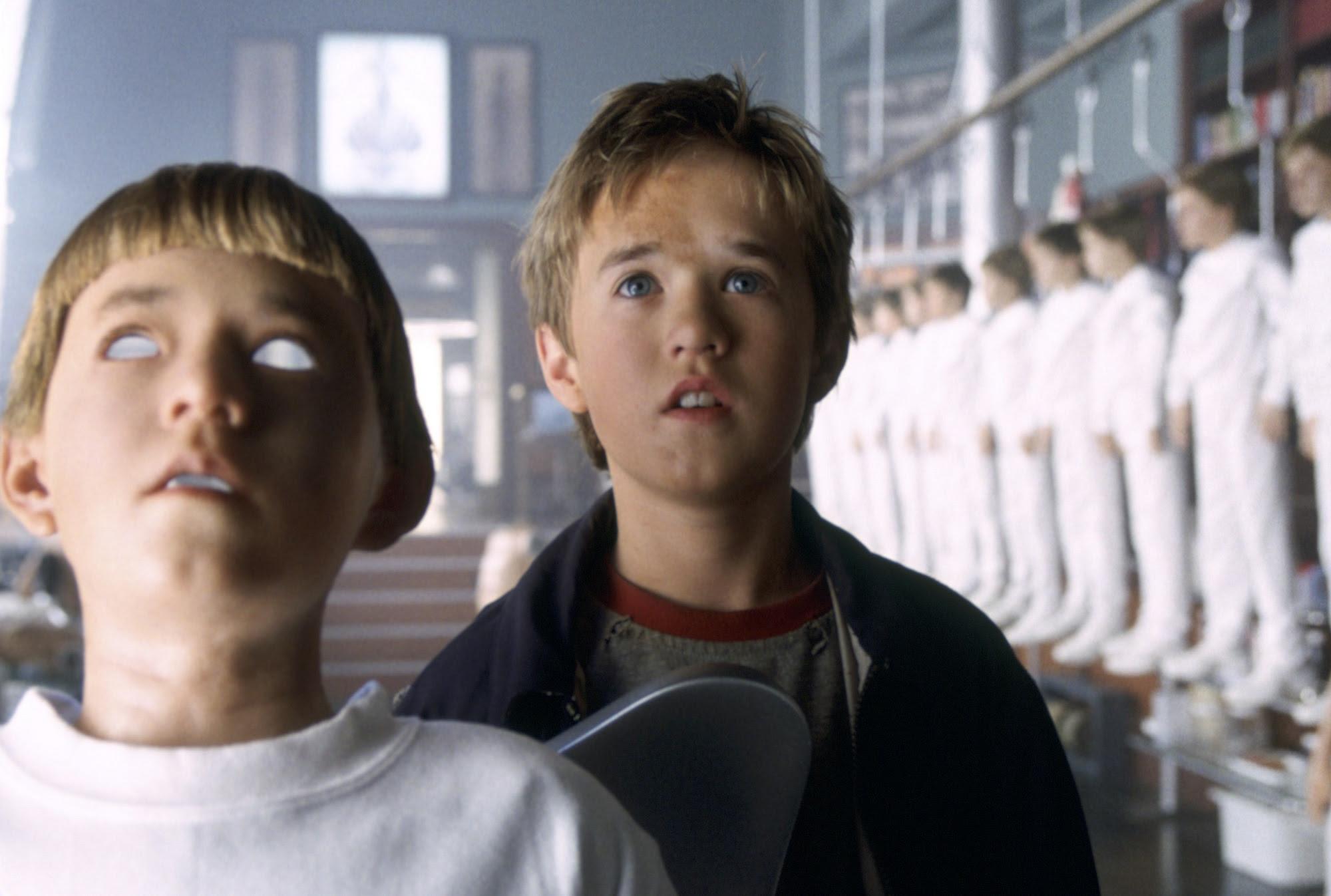 Ai Artificial Intelligence The Movie - Shakal Blog