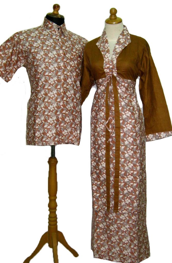 model baju gamis batik  2012 pelauts Tri wahyuni