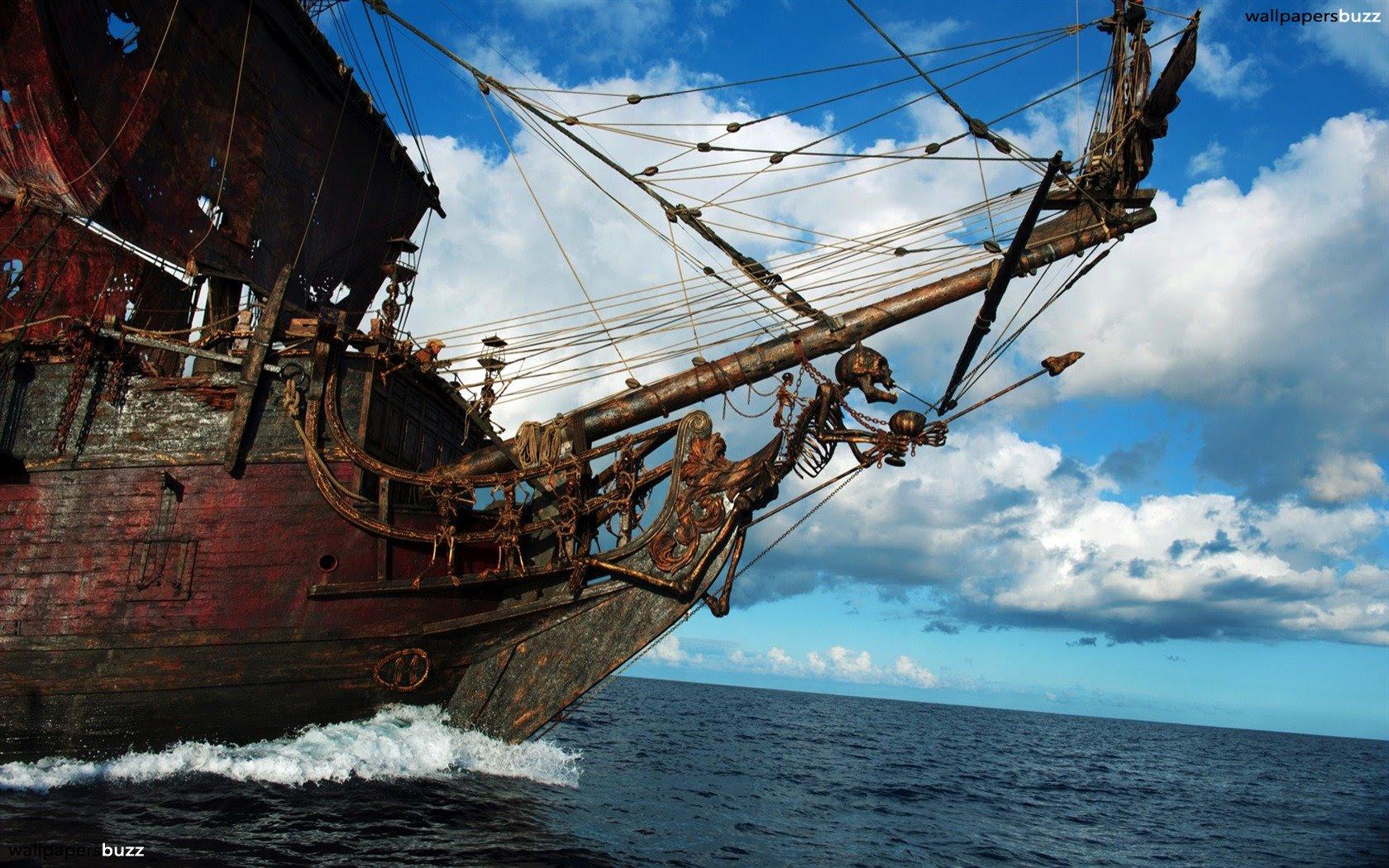Pirate Ships Wallpaper Sf Wallpaper