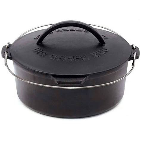 professional grade cast iron dutch oven  lid family