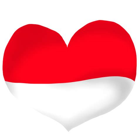merah putih heart  jane  deviantart