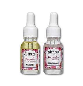 "Alterra ""Magnolia Blossom"" Nagelöl + Nagelserum"