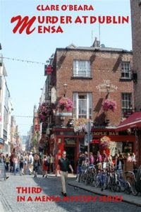 Murder at Dublin Mensa by Clare O'Beara