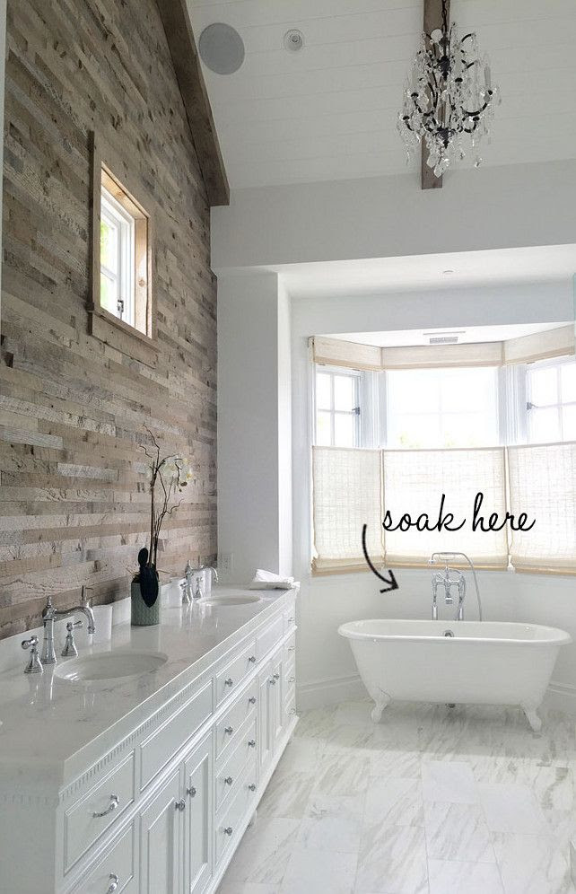 25 Transitional Bathroom Design Ideas - Decoration Love