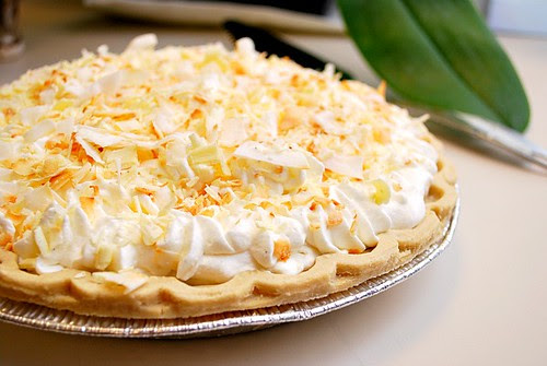 Triple Coconut Cream Pie & BlogHer Food Recap!