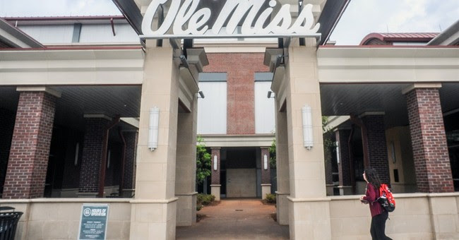 """Ole Miss Dumps """"Dixie"""" From Football Games"""