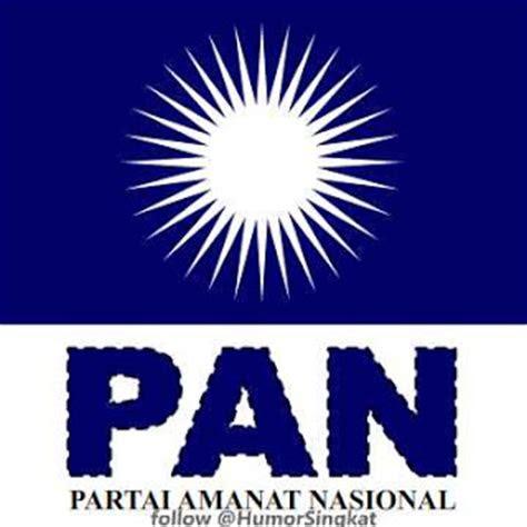 logo pan partai amanat nasional gambar profile