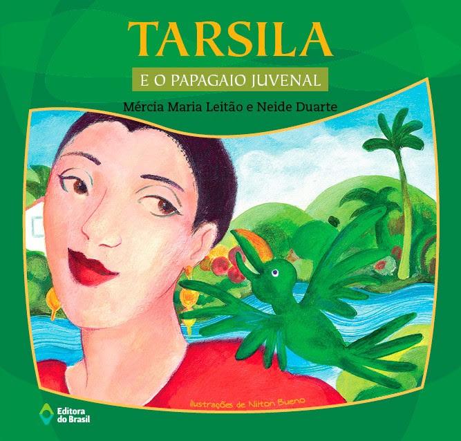 TARSILA E O PAPAGAIO JUVENAL