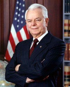 Sen. Robert Byrd (D-WV) Official Portrait
