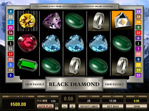 Black Diamond Promotions Black Diamond casino features a great welcome bonus for slots players, one that spans over the first four deposits you make to give you as much as $ in bonus funds.On your first deposit, you'll receive a % matching bonus worth up /5.Kırşehir