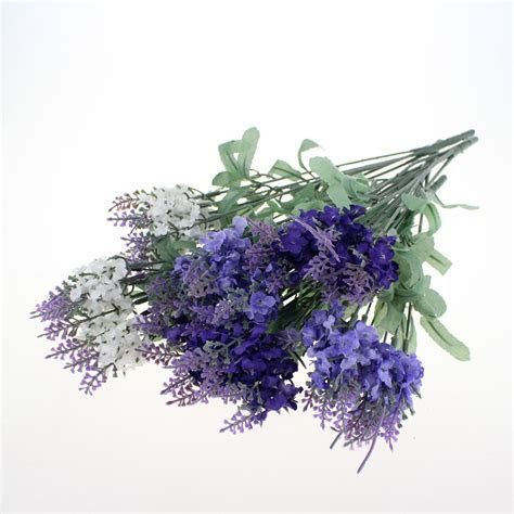 artificial lavender flowers wholesale