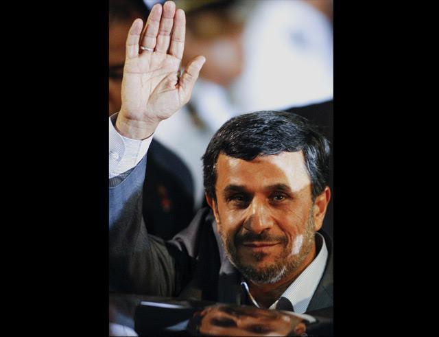 Ahmadinejad Kunjungi Venezuela