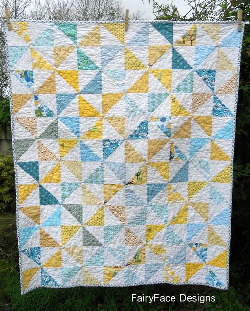 Fresh Pinwheels quilt finished.jpg