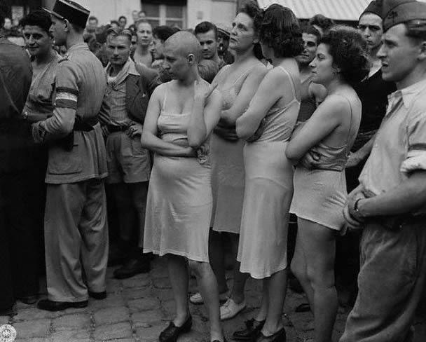Fall Of Nazi Collaborators