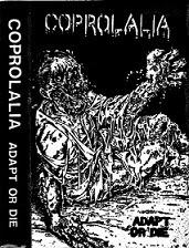 Coprolalia - Adapt or Die