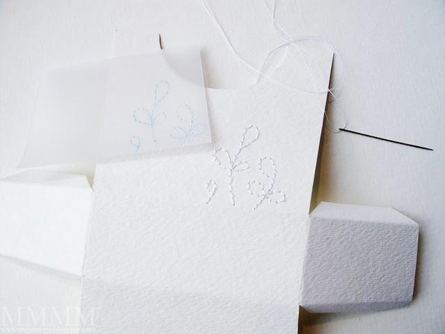 pierce purse box using doodled guide & stitch copy