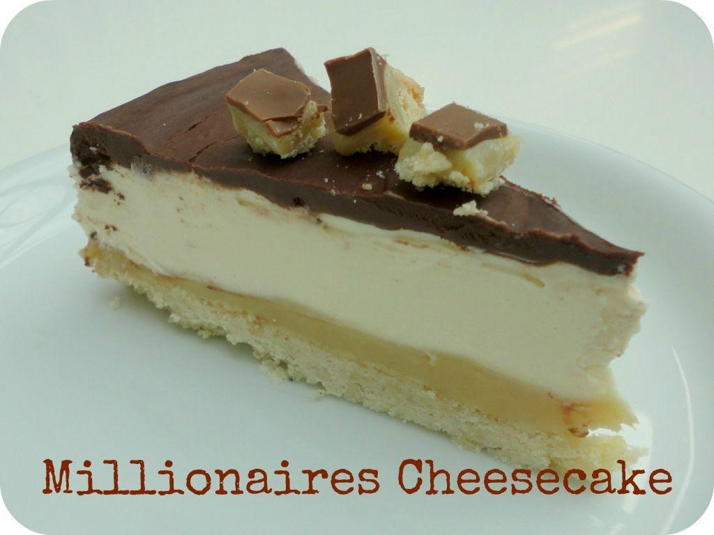 Millionaires Cheesecake